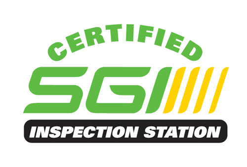 SGI Certified logo